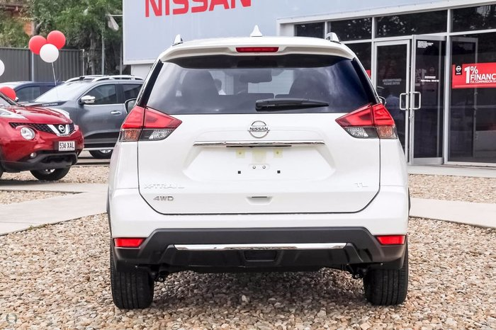 2018 Nissan X-TRAIL TL T32 Series II 4X4 On Demand White