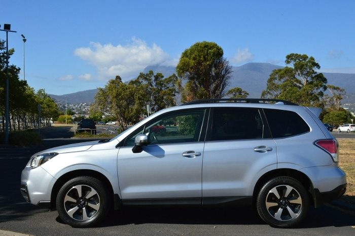 2016 Subaru Forester 2.5i-L S4 MY16 Four Wheel Drive SILVER