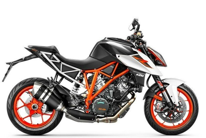 2018 Ktm 1290 SUPER DUKE R SPORTS