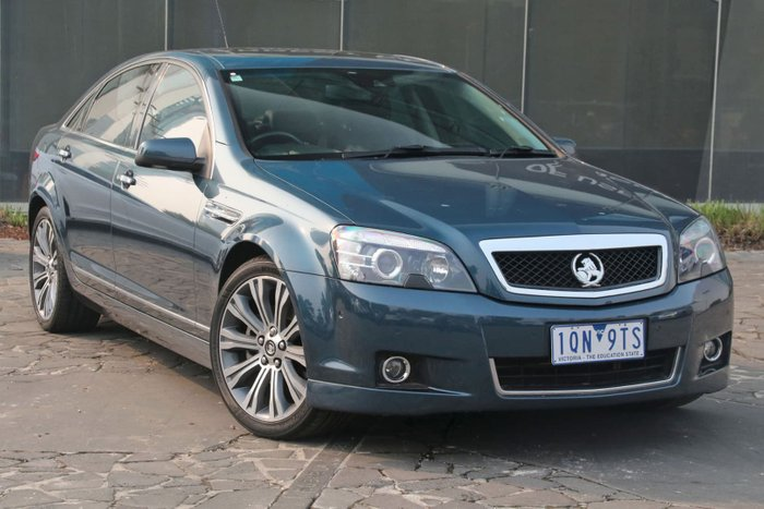 2014 Holden Caprice V WN MY14 Blue