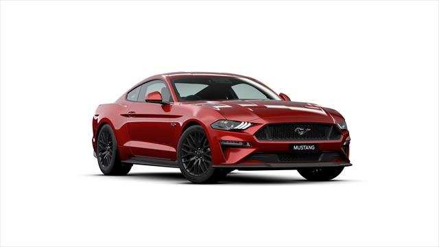 2019 FORD MUSTANG MUSTANG 2020.00 FASTBACK . GT 5.0L V8 10SPD AUT RAPID RED