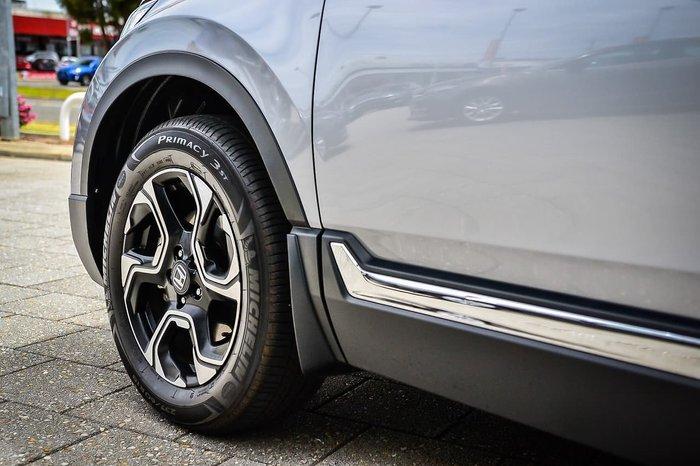2019 Honda CR-V VTi-LX RW MY20 4X4 On Demand Silver