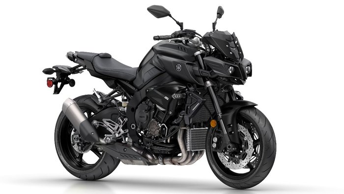 2019 Yamaha MT-10 SPORTS