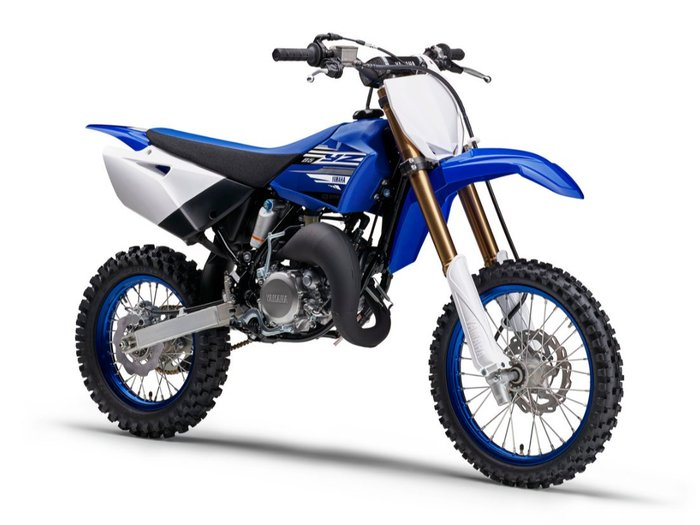 2019 Yamaha YZ85 Motocross 2T WITH BLUE RIMS