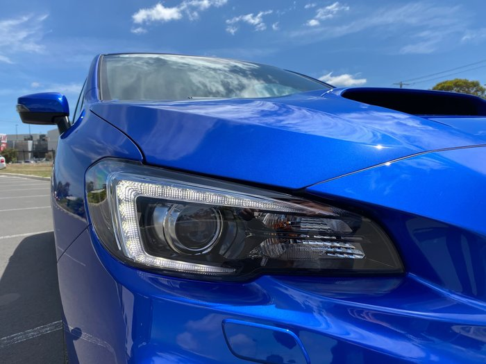 2019 Subaru WRX Premium V1 MY20 Four Wheel Drive Blue