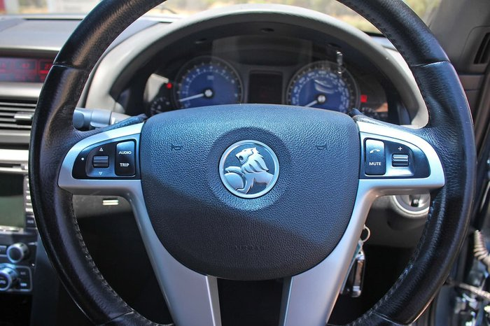 2009 Holden Commodore SS VE MY10 Green