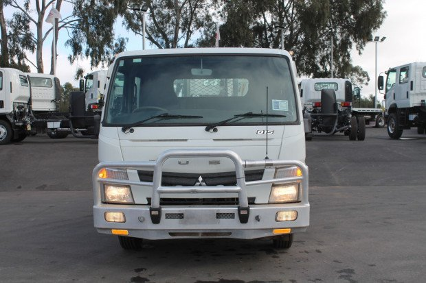 2012 Fuso Canter 815 CREW TRAYTOP