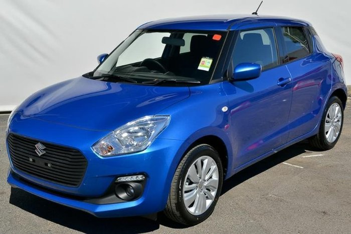 2019 Suzuki Swift GL Navigator AZ Speedy Blue