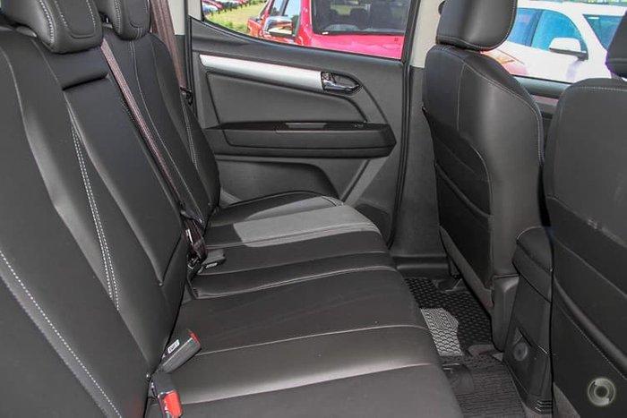 2019 Holden Colorado LTZ RG MY20 4X4 Dual Range Orange