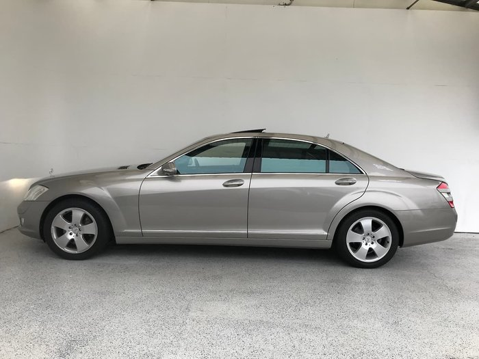 2005 Mercedes-Benz S-Class S500 V220 MY05 Silver