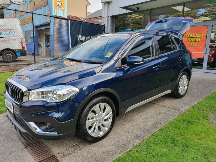 2019 Suzuki S-Cross Turbo JY Blue