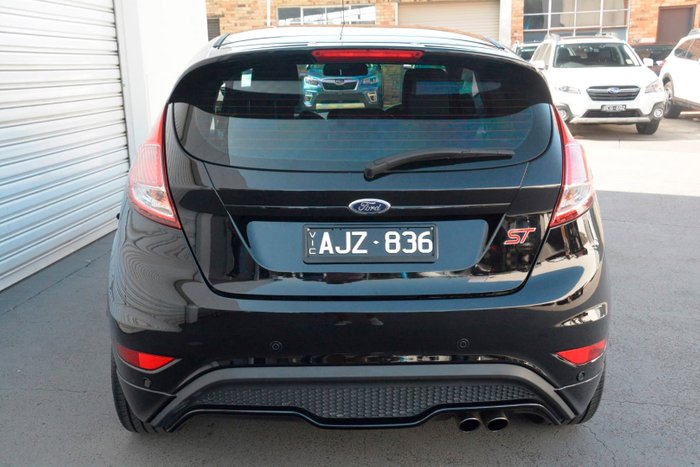 2016 Ford Fiesta ST WZ Black