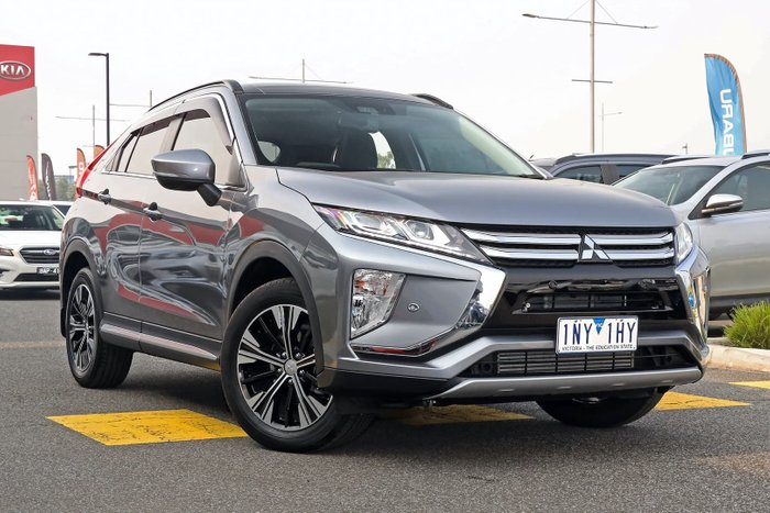 2018 Mitsubishi Eclipse Cross Exceed YA MY18 Grey