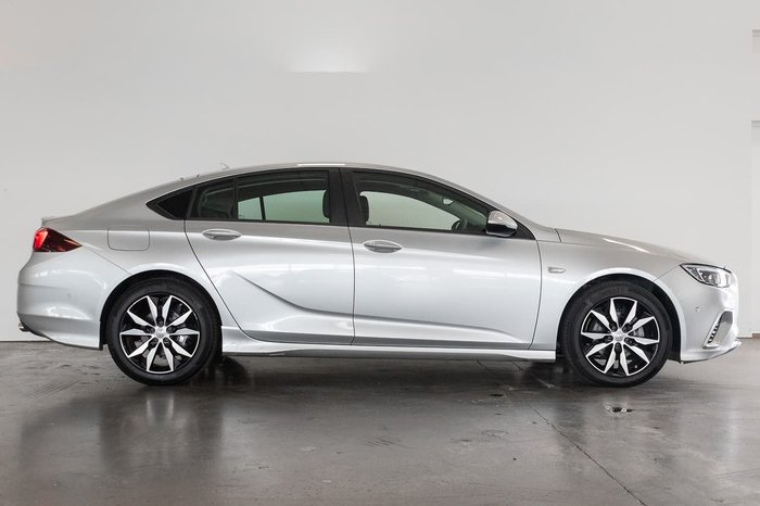 2018 Holden Commodore RS ZB MY18 Silver