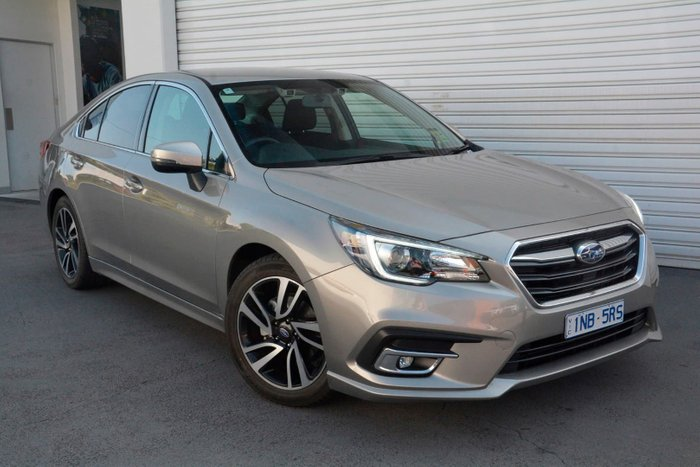 2019 Subaru Liberty 2.5i 6GEN MY19 Four Wheel Drive Gold
