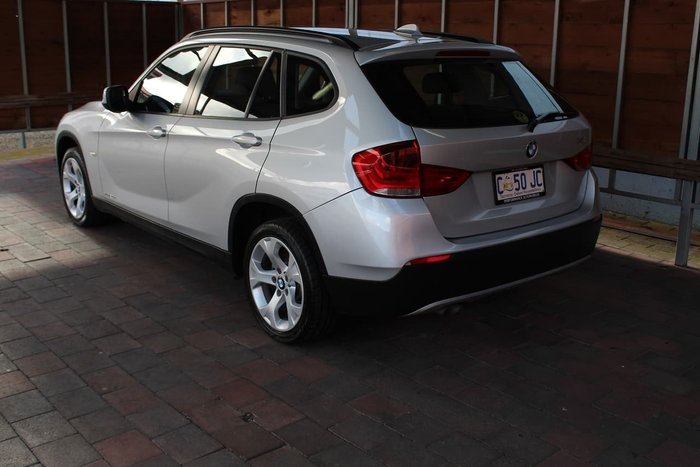 2011 BMW X1 xDrive20d E84 MY11.5 Four Wheel Drive Silver