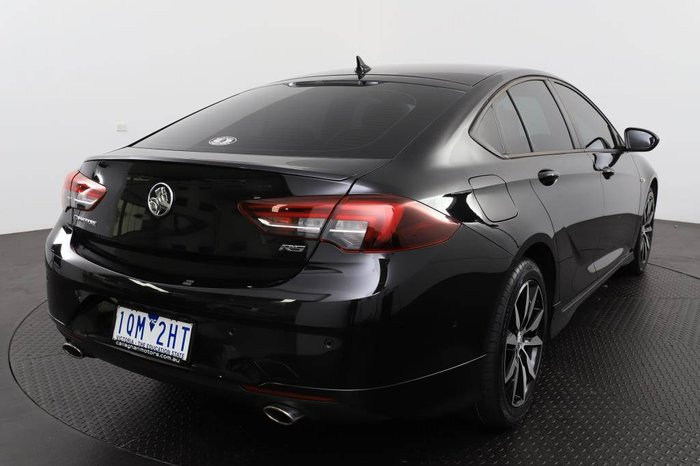 2017 Holden Commodore