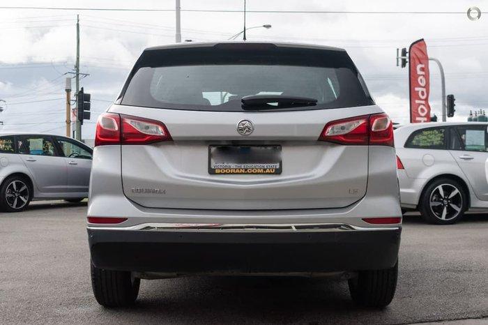 2018 Holden Equinox LS+ EQ MY18 Silver