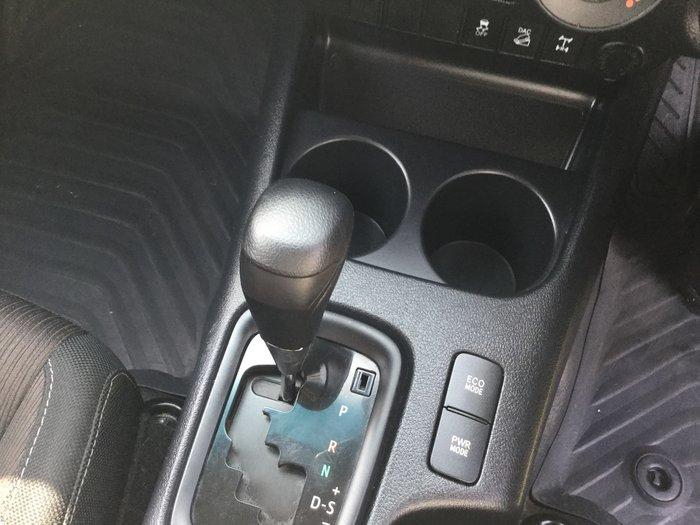 2017 Toyota Hilux SR GUN126R 4X4 Dual Range Grey