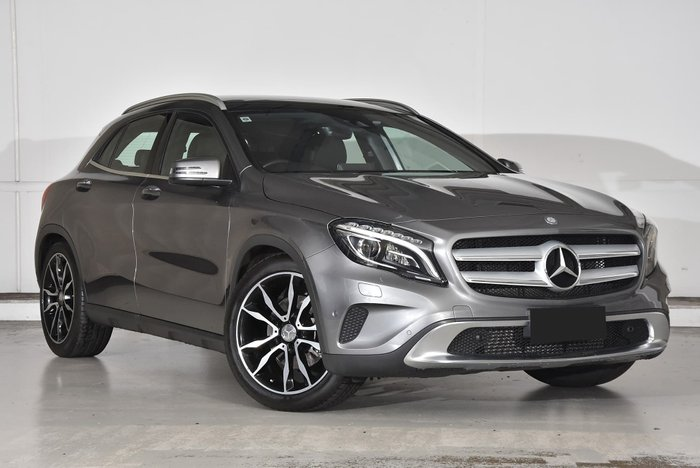 2015 Mercedes-Benz GLA-Class GLA250 X156 Four Wheel Drive Grey