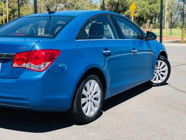 2015 Holden Cruze CDX JH Series II MY15 BLUE