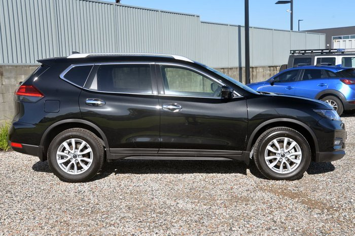 2019 Nissan X-TRAIL ST-L T32 Series II 4X4 On Demand Black