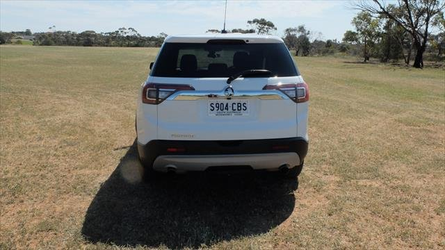 2018 Holden Acadia LT AC MY19 4X4 On Demand SUMMIT WHITE