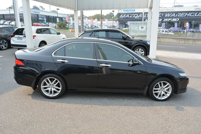 2007 Honda Accord Euro 7th Gen MY07 Black