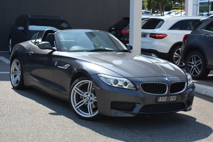 2015 BMW Z4 sDrive20i E89 LCI Grey