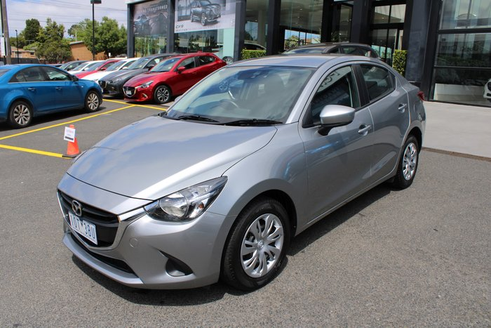 2018 Mazda 2 Neo DL Series Silver
