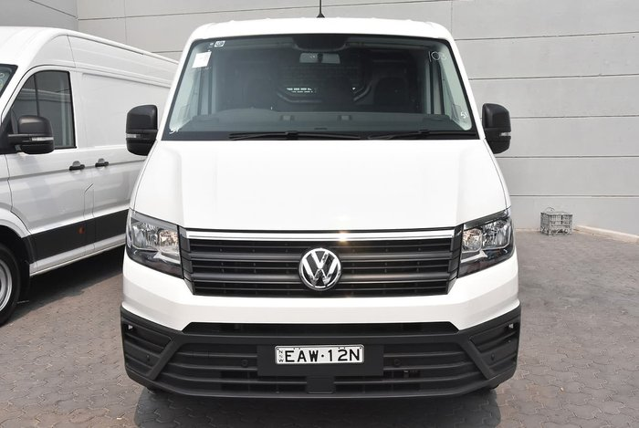 2019 Volkswagen Crafter 35 TDI410 SY1 MY19 Four Wheel Drive White