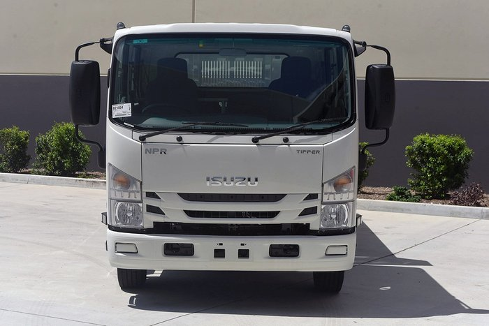 2020 Isuzu NPR 65/45-190 Factory Tipper White