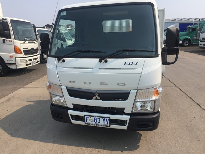 2017 FUSO 515 CANTER null null WHITE
