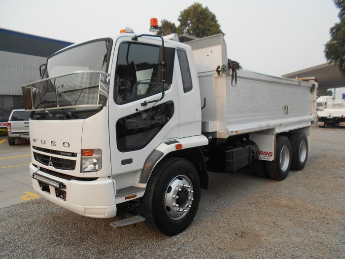2010 FUSO FIGHTER FN14 null null White