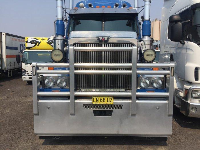 2013 WESTERN STAR 4864 FXB null null Blue