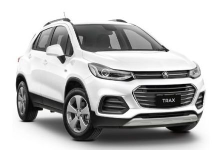 2019 HOLDEN TRAX TRAX LS 1.4L TURBO AUTO Summit White