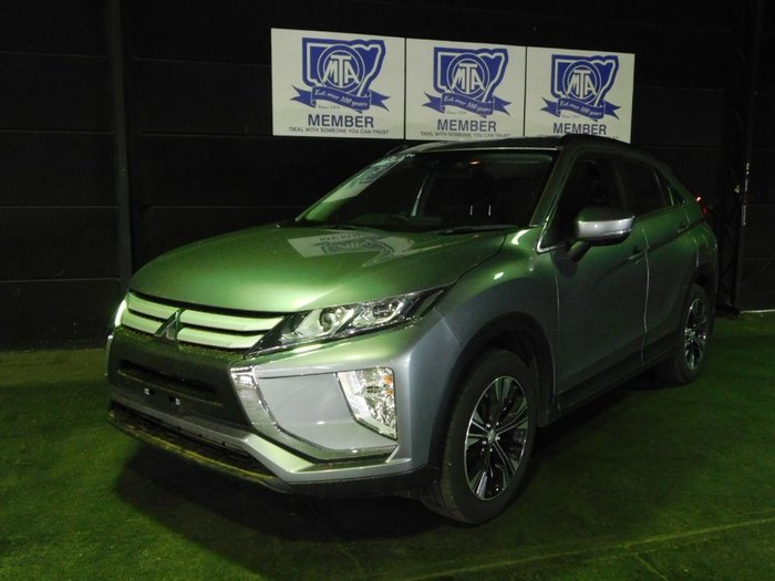 2018 Mitsubishi Eclipse Cross ES YA MY19 Titanium