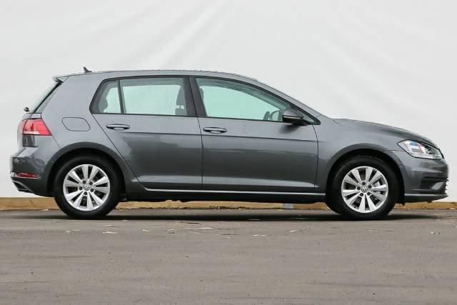 2019 Volkswagen Golf 110TSI Trendline 7.5 MY20 INDIUM GREY