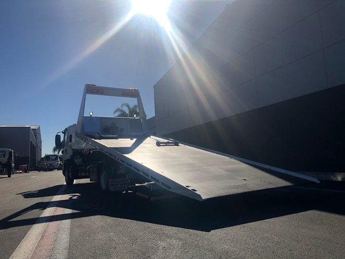 2019 Isuzu FRD110-260 NEE TILT SLIDER WHITE