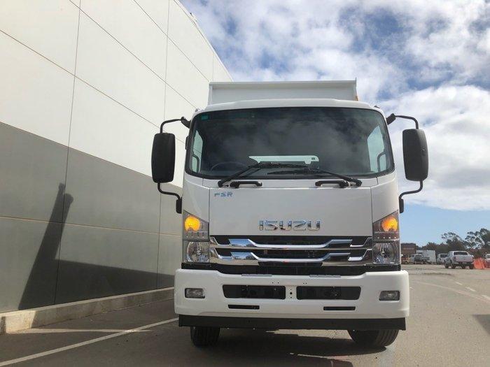 2019 Isuzu FSR 140-260 AUTO NEE/// TIPPER WHITE
