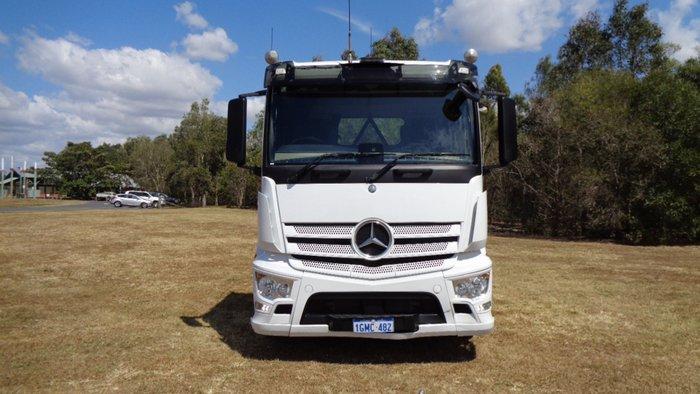 2017 Mercedes-Benz 2646 Actros LS Prime Mover White