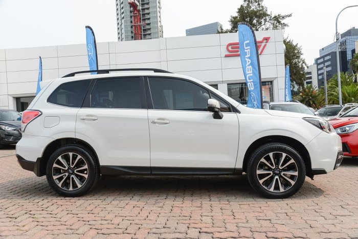 2016 Subaru Forester 2.5i-S S4 MY16 Four Wheel Drive White