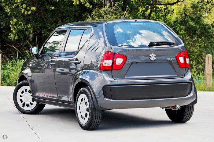 2019 Suzuki Ignis GL MF Grey