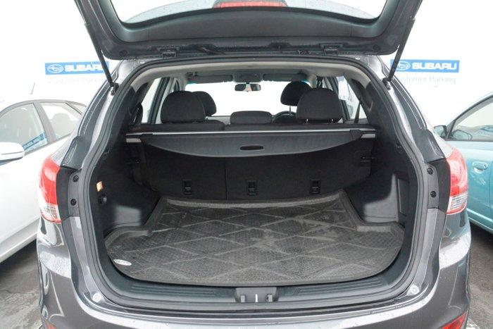 2011 Hyundai ix35 Active LM MY12 Grey