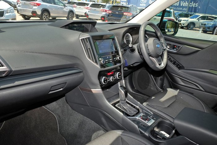 2019 Subaru Forester 2.5i S5 MY19 Four Wheel Drive Silver
