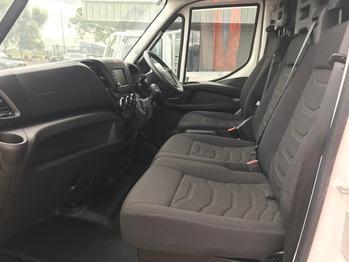 2016 IVECO DAILY 35S17 White