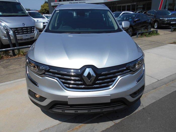 2019 Renault Koleos Life HZG Silver