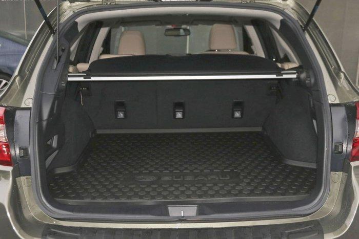 2019 Subaru Outback 2.5i Premium 5GEN MY19 Four Wheel Drive Green