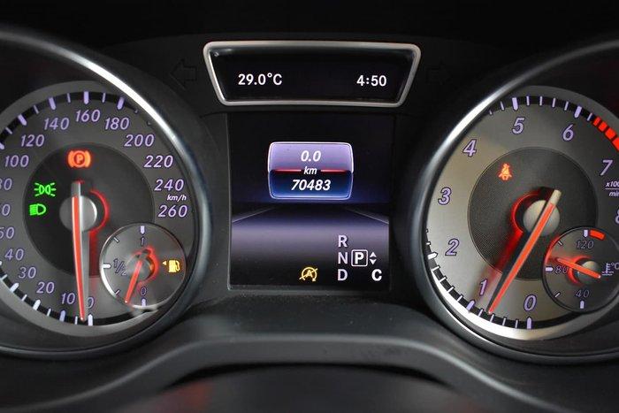 2015 Mercedes-Benz GLA-Class GLA180 X156 Silver