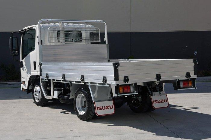 2020 Isuzu NLR 45-150 MWB TRAYPACK White